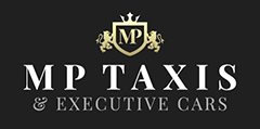 MP Taxis and Executive Cars logo